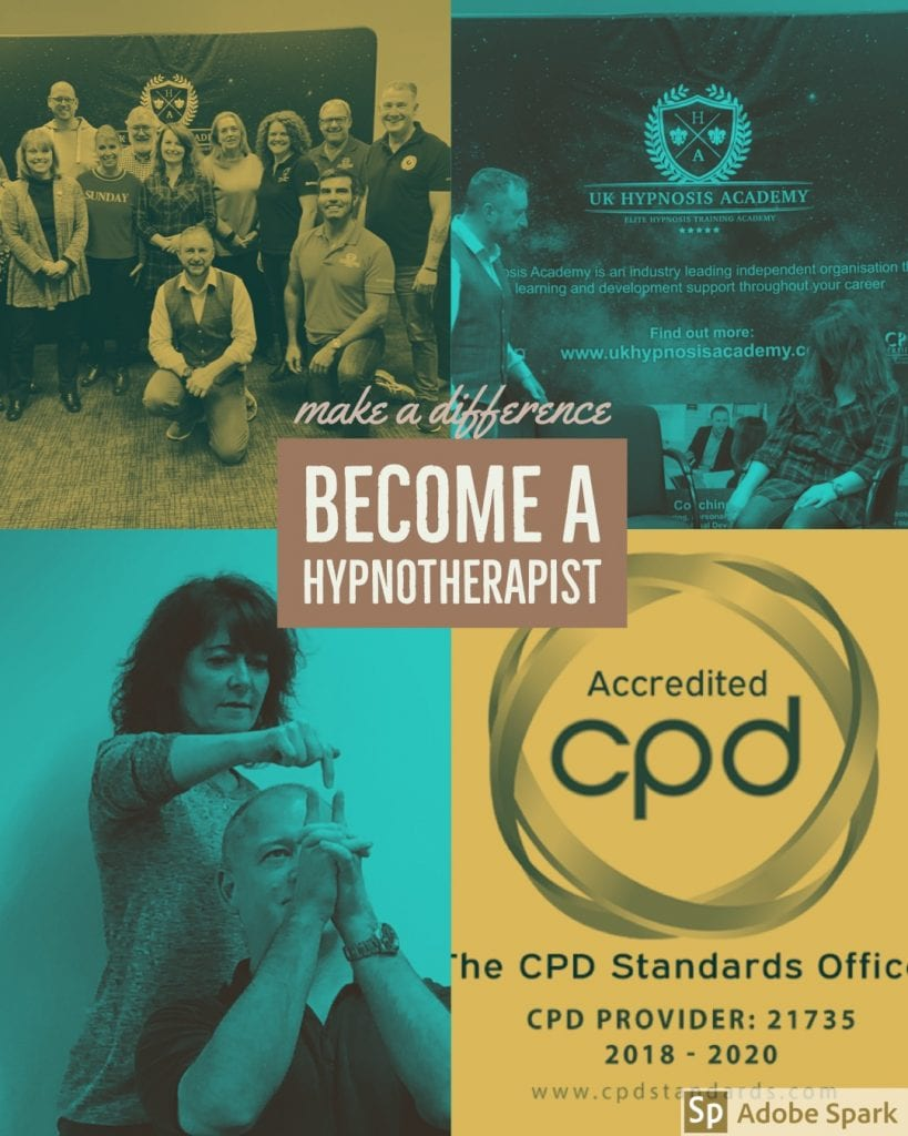 How to be a Hypnotherapist | UK Hypnosis Academy
